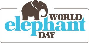 I pledge to support a world that protects elephants, wildlife and their habitat.  World elephant day, August 12, 2014.
