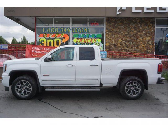 """•5.3L V8 Ecotec 3 Engine •All Terrain Package •6-Speed Automatic •20"""" Wheels"""