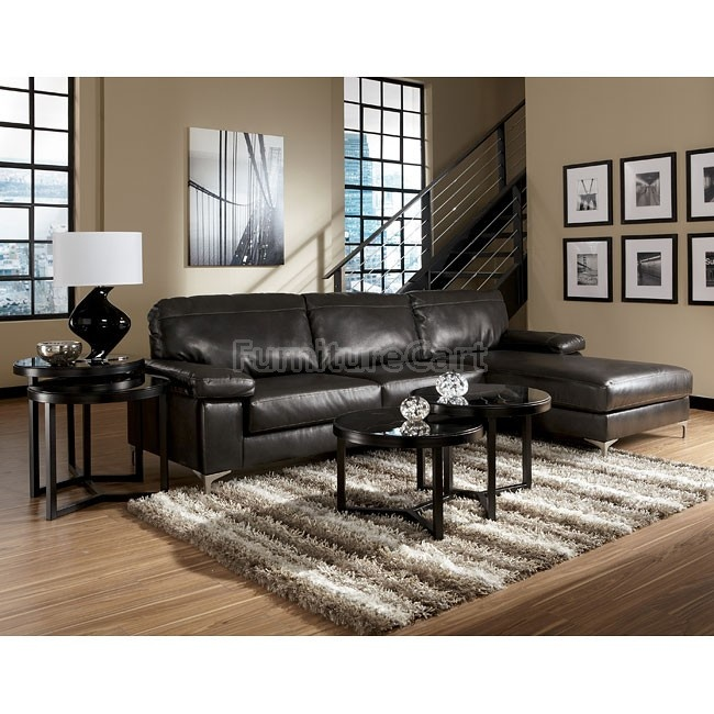 Elgan Durablend Charcoal Sectional Living Room Set Sectional Living Room Sets Living Room Sectional Small Living Room Furniture