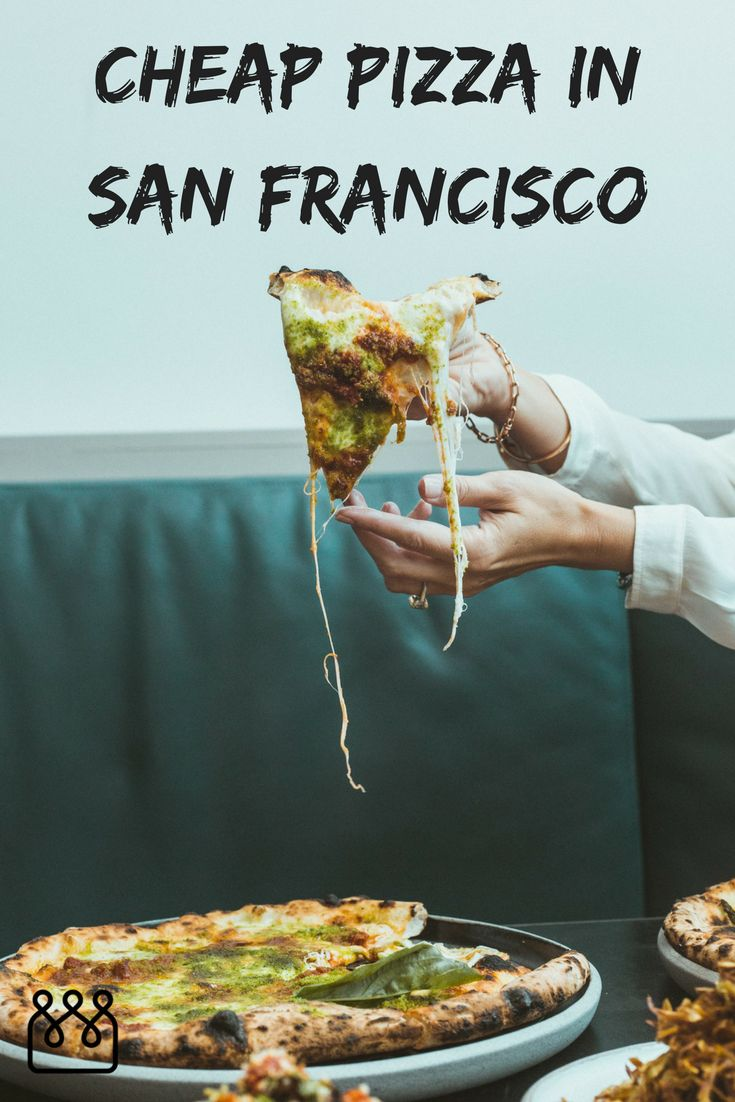 """When we're looking for cheap pizza in San Francisco, we mean cheap. None of this """"it's cheap for San Francisco"""". So we're here to help. With two of the GirlCrew team heading off to San Francisco this week, we at HQ thought, well they need to feed themselves on a budget. So here is where to get the best cheap pizza in San Francisco. As an added bonus, we've focused on spots where you can grab a slice and a beer for under $10."""
