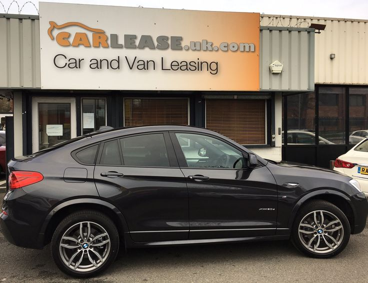 The BMW X4 #carleasing deal | One of the many cars and vans available to lease from www.carlease.uk.com