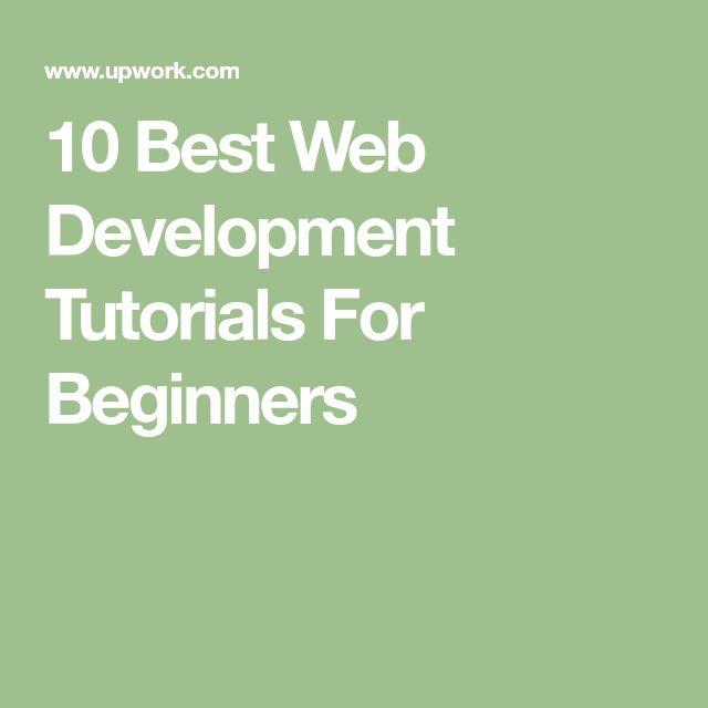 10 Best Web Development Tutorials For Beginners