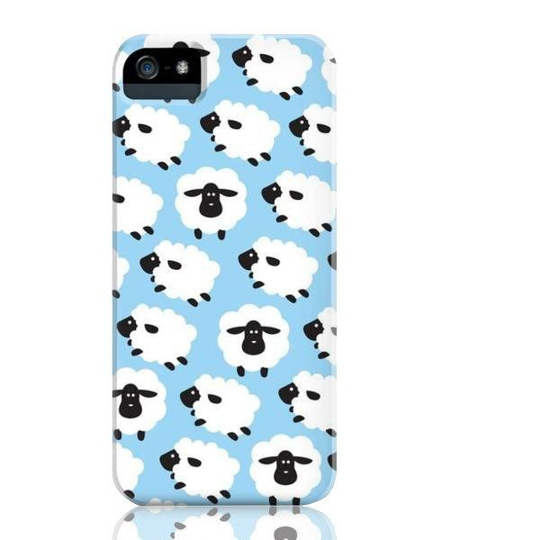 Counting Sheep Phone Case - iPhone 5/5s/5se