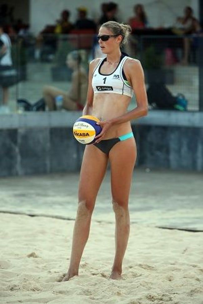 The Most Stunning Female Volleyball Players In 2020 Female Volleyball Players Volleyball Players Women Volleyball