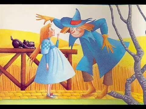 Audio Fiabe - Il Mago di Oz - YouTube