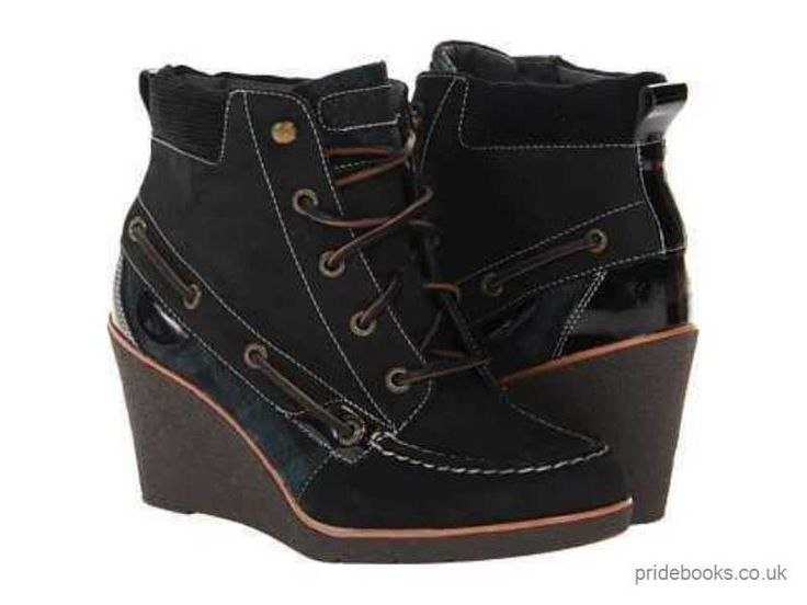 Wholesale Sale Boots Womens Sperry Top-sider Bailey Blackwatch Plaid