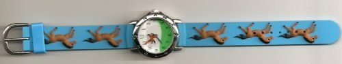 The Kid's Watch Company Horse Watch The Kid's Watch Company. $11.00. Water resistant. Horse watch with horse second hand