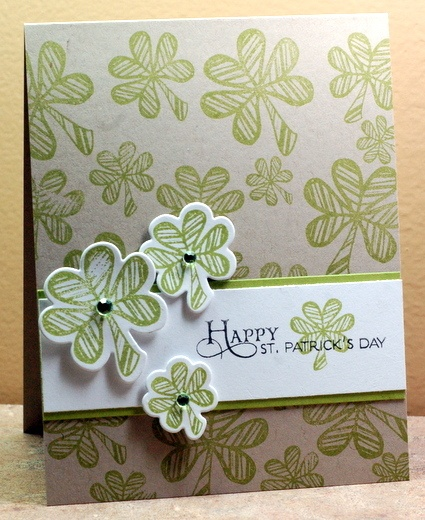 create blogCards Challenges, Create Blog, Cards Ideas, Challenges Gallery, Patti Cards, Happy Cards, Flower Cards, St Patricks, Cards St