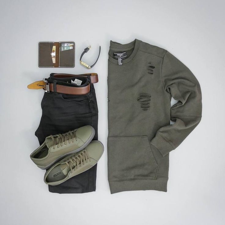"""625 Me gusta, 4 comentarios - Stylish Grid Game (@stylishgridgame) en Instagram: """"Olive is the new Black in this Stylish Grid by @grmsmen Follow @stylishgridgame …"""""""