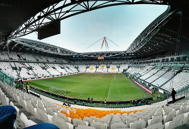 At the Juventus Stadium by clsampy, via Flickr