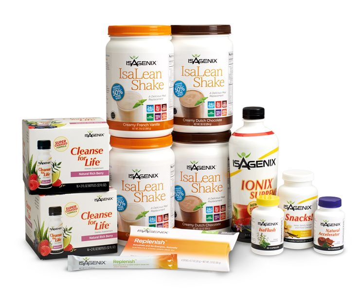 isagenix reviews for weight loss