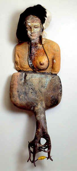 Arthur Gonalez Ceramic Sculpture