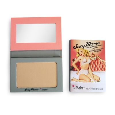 theBalm Mama Collection - Sexy Mama Anti-Shine Translucent Powder #BeautyCocktail