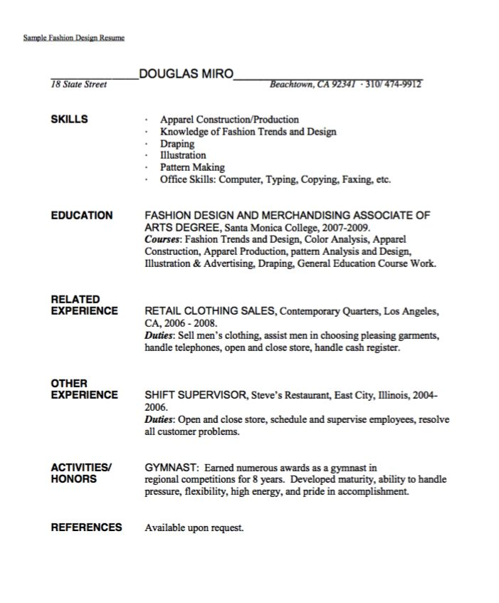 Pin by latifah on Example Resume CV Pinterest Resume, Resume cv