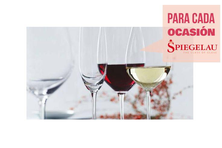 ¡Échale una hojeada a nuestro catálogo de cristalería especializada en cubrir las necesidades del restaurante, banquetes y catering! http://goo.gl/43iP0i