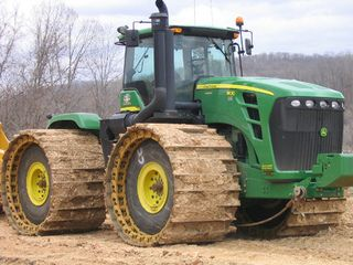 530hp John Deere 9630 Big tractors, little tires. | REAL Toy Talk | Toy Talk | The Toy Tractor Times Online Magazine