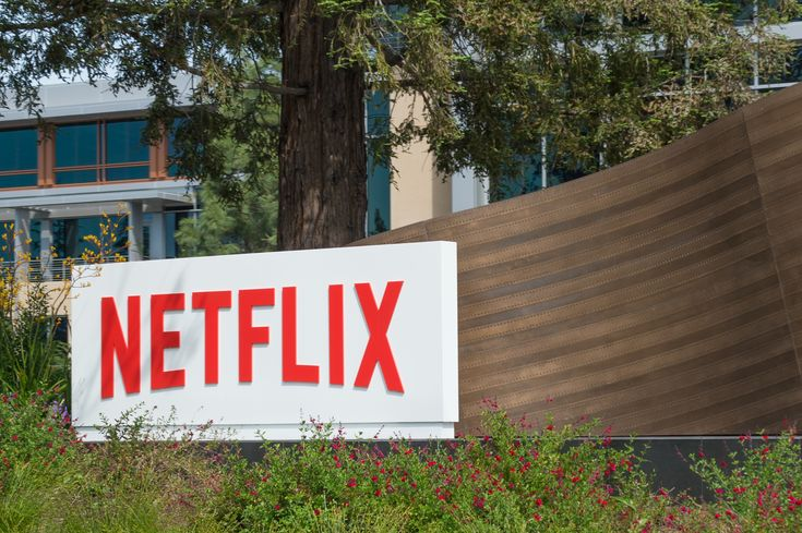 #Netflix is our neighbor in Los Gatos!