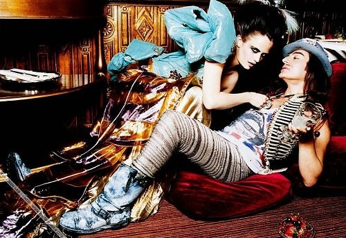 Eva Green Dior Midnight Poison Ad Campaign