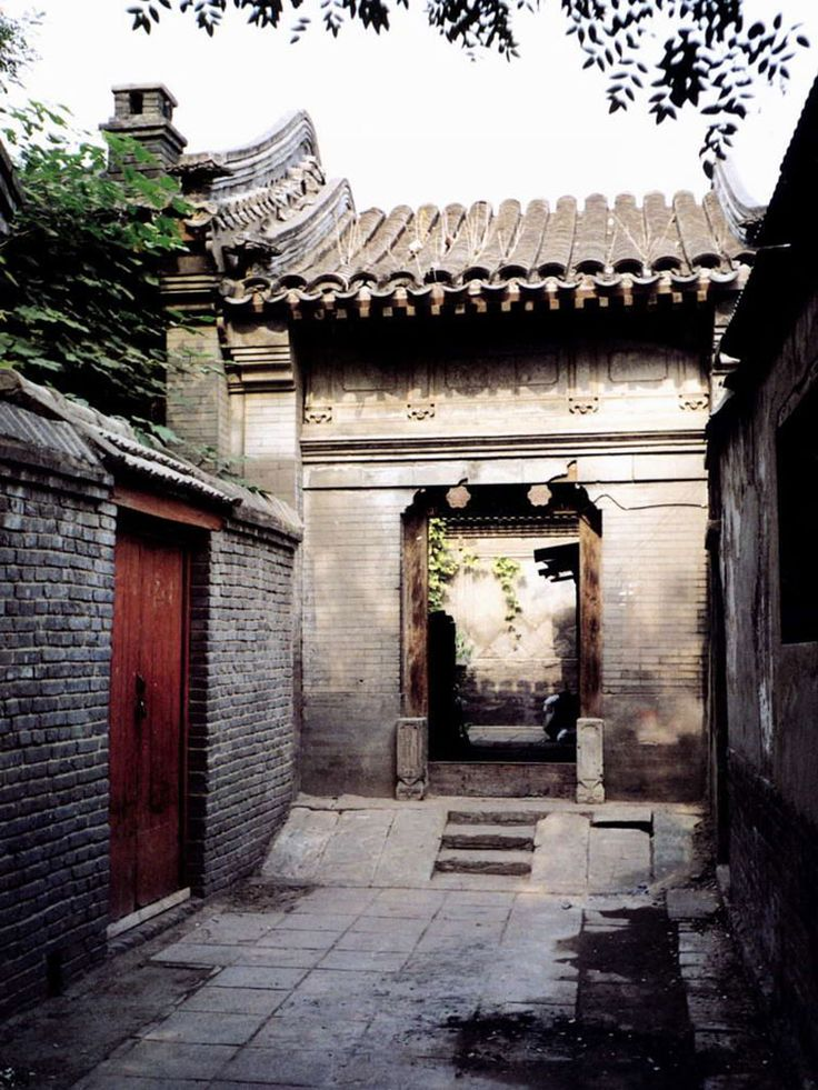 Beijing's hutongs are a museum of Beijing's folk custom and they are a witness to the city's history, Beijing attraction image