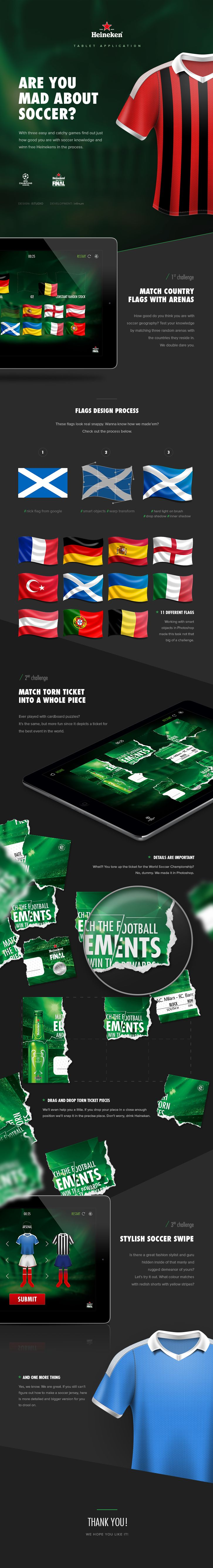 We are very proud to announce that we at iSTUDIO designed, and @Nicholas Seymore Seymore Seymore Reimønenq developed, this ass kicking app for @Mark Van Der Voort Van Der Voort Van Der Voort Heineken. We paid special care to details in all aspects of this project from game mechanics, illustrations to GUI and UX.  #tablet #application #design #app #UI #GUI #UX #illustration #case #casestudy