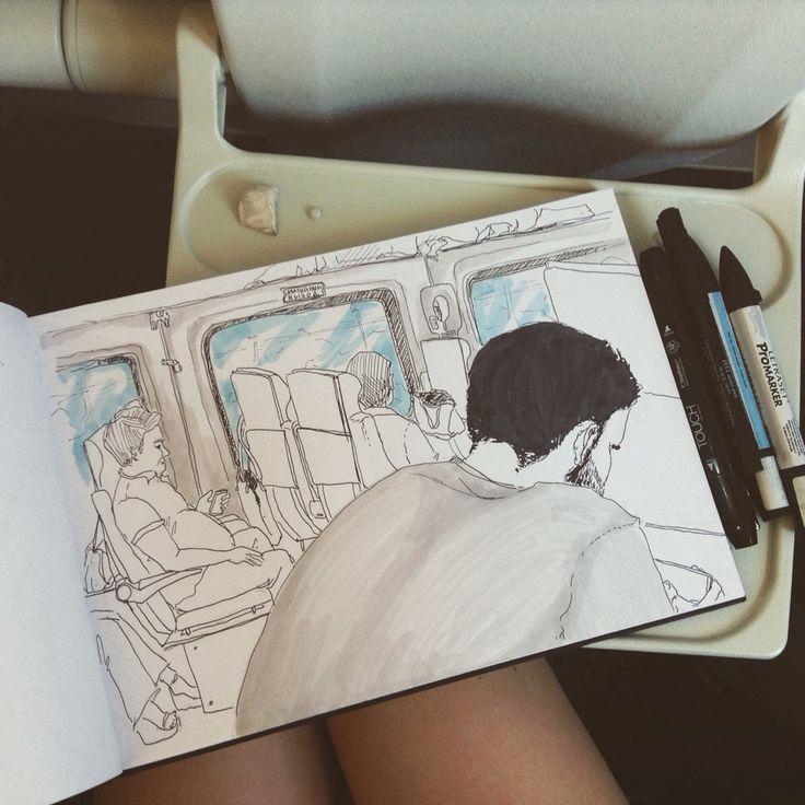 Liza.polesushkina #sketch