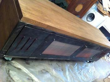 Ancien Vestiaire deviendra meuble TV!