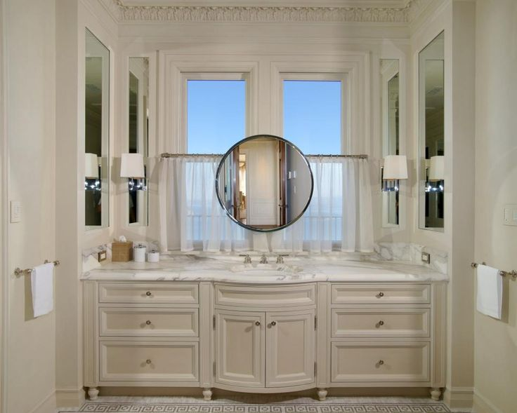 Tour Locksley Hall in Belvedere Calif  Design Ideas  Bathroom Master bathroom vanity