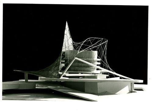 Iannis Xenakis - Cité de la musique