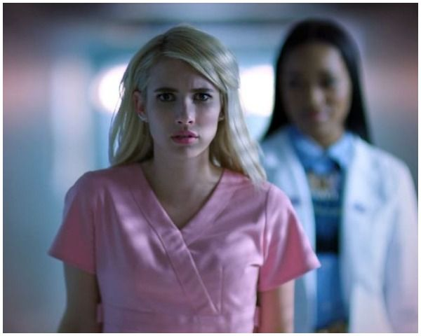 [Watch] Scream Queens Season 2: Chanel Hooks Up With Dr. Holt - http://www.morningledger.com/watch-scream-queens-season-2-chanel-hooks-up-with-dr-holt/1398584/