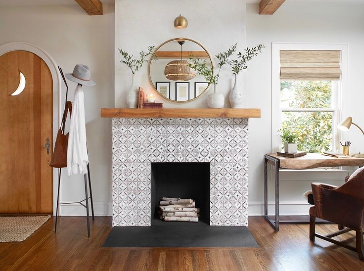 55 Best Fireplace Mantels Images On Pinterest  Fireplace Mantels Inspiration Living Room Designs With Fireplace Decorating Design