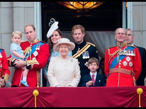Королева Елизавета 2. Самые интересные факты. документальные фильмы - YouTube