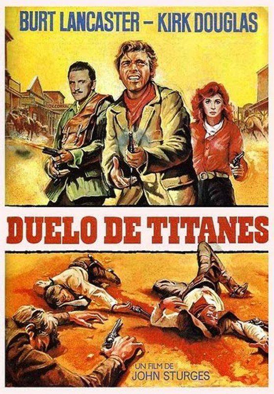 Duelo De Titanes (1957)