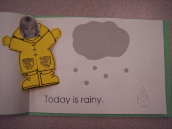 Weather Activities | Kindergarten Nana