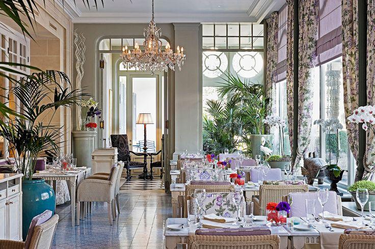 Interior design ideas by Pierre Yves Rochon, the quintessential French Interior Designer