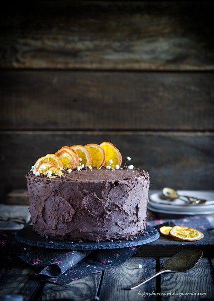 love to bake! - Экстра шоколадный торт на Гиннессе и эспрессо