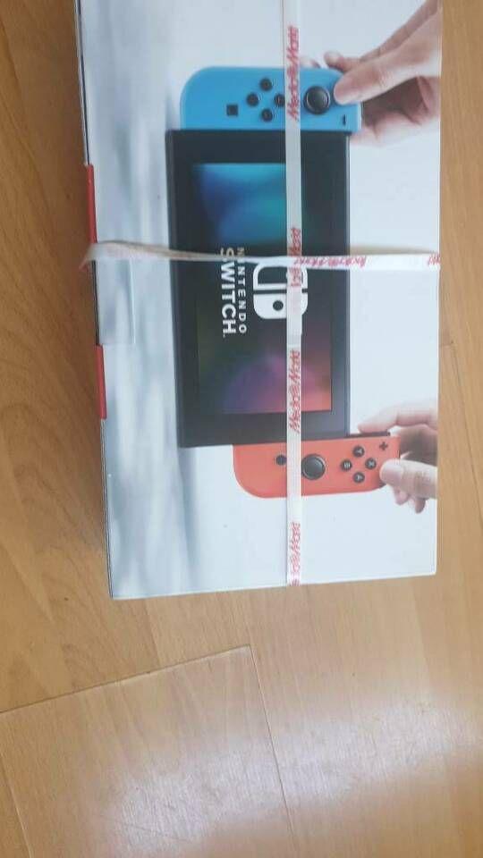 Nintendo Switch Neon Rot Neon Blau 35 E Shop Gutschein In Nordrhein Westfalen Euskirchen Nintendo Switch Nintendo Neon