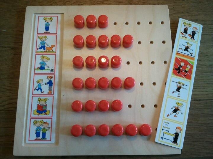 PIN DE ZIN Woorden in zinnen 'tellen' . Handelend leren gericht op voorbereidend lezen. Voor kinderen van groep 2 en 3. Te koop bij Heutink. Ontwikkeld door Kadelan!
