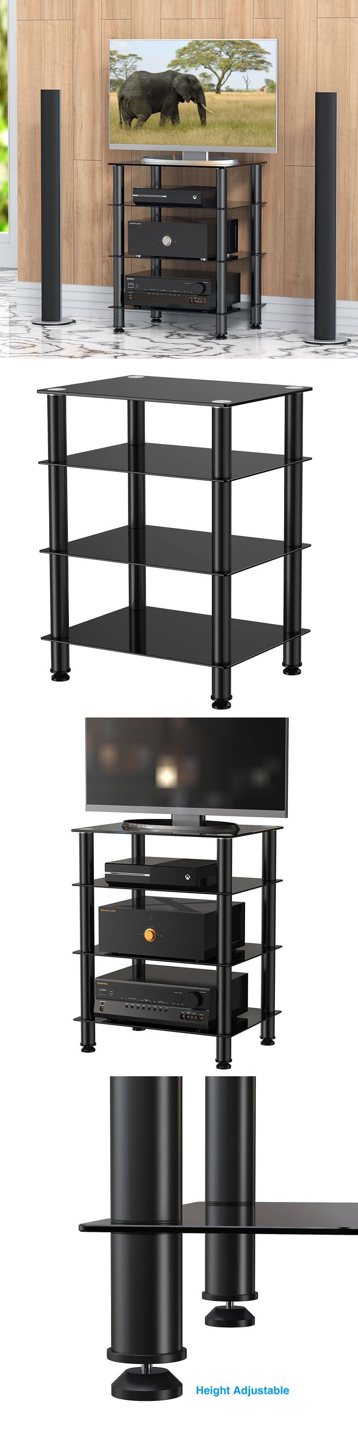 Tv Stereo Stands Cabinets 17 Best Images About Entertainment Units Tv Stands On Pinterest
