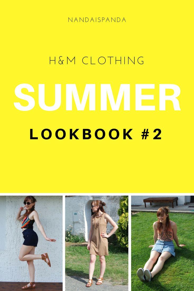 clothing, clothes, lookbook, fashion, shopping, H&M, summer, denim skirt, colourful top, boho cardigan, bohemian