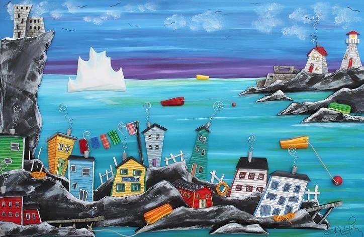 Newfoundland art