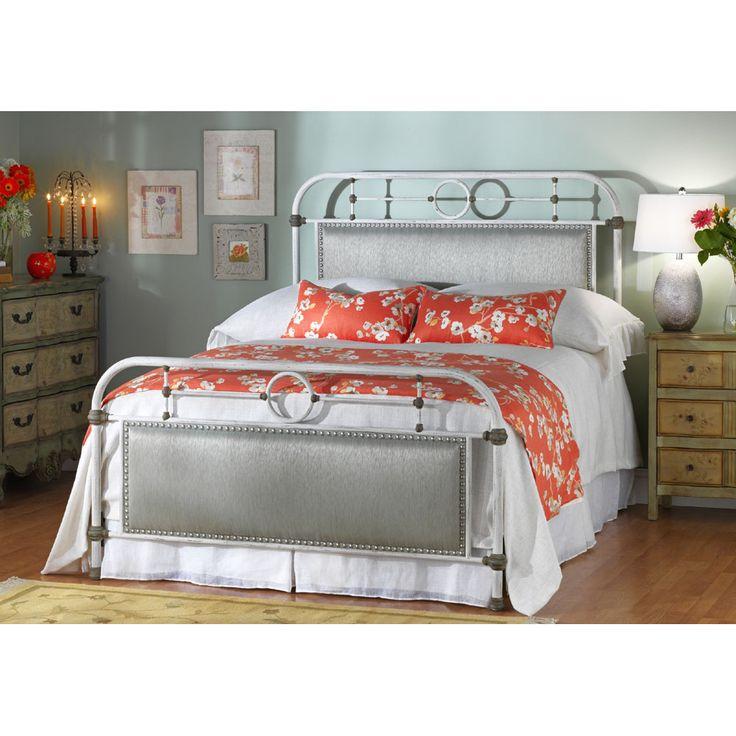California King Iron Bed