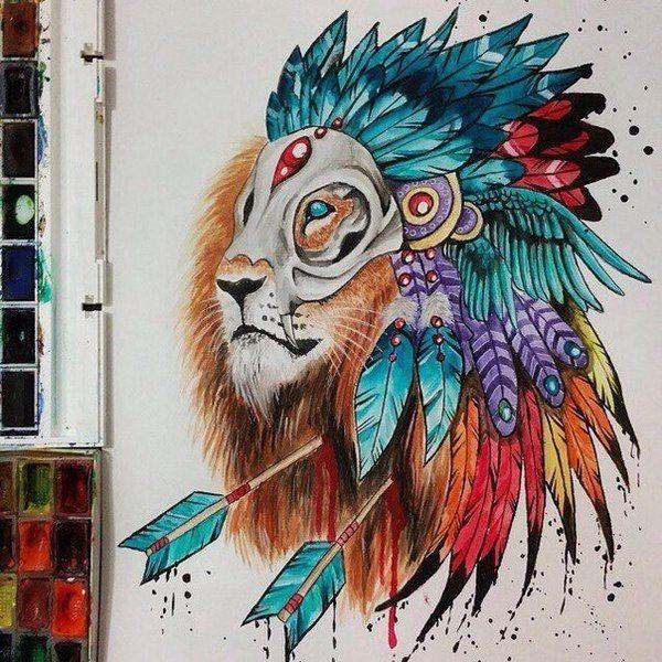21 Fantastic Leo Heart Tattoos: 54 Best Images About JONNA LAMMINAHO On Pinterest