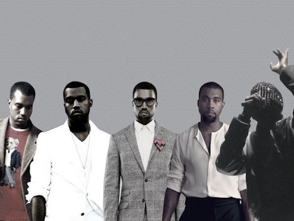 Kanye By The Numbers: From The College Dropout to The Life of Pablo