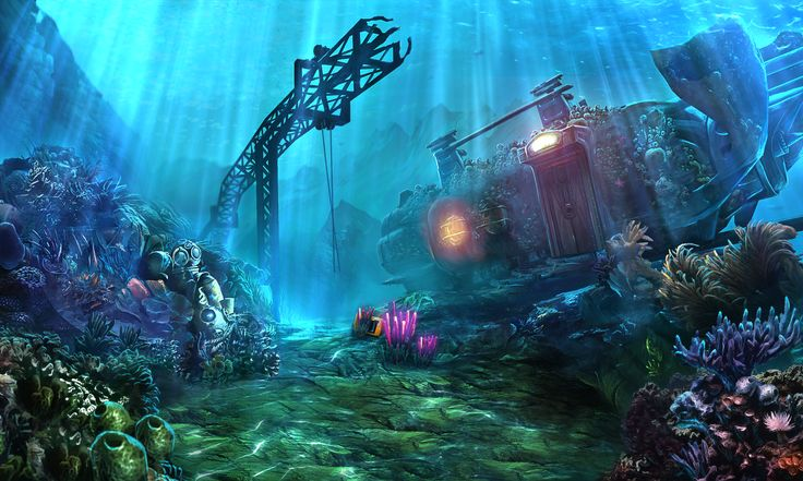 Abyss: The Wraiths of Eden #abyss #artifexmundi #adventure #game www.facebook.com/ArtifexMundi.Abyss www.artifexmundi.com/page/abyss/
