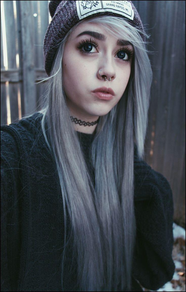 unique gothic hairstyles ideas