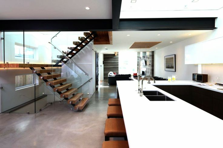 Contemporary 16 Best  Green  Home Design Staircase For A Future Luxurious Residential