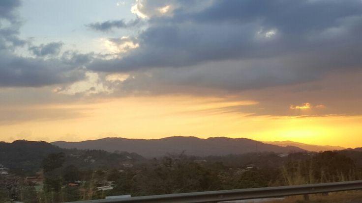 Feb 24-2016 / Así me recibió San José de Costa Rica
