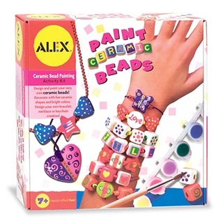 28 best jewelry making kits for kids images on pinterest for Alex paint porcelain jewelry