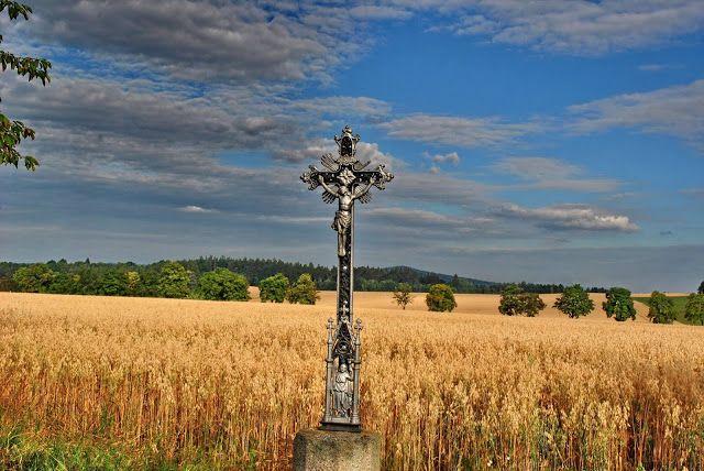 DEN PRO TEBE: Jednoho slunečného dne mezi poli u Křížku. Otče ná...