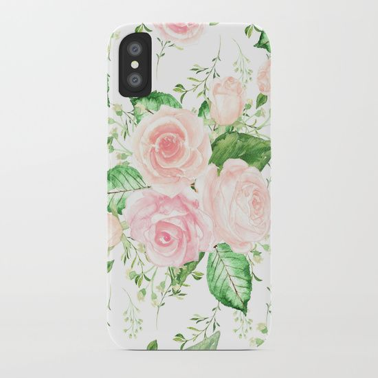 #spring #flowers #phonecase Available in different #giftideas products. Check more at society6.com/julianarw